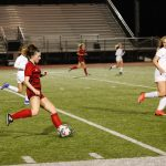 Girls Soccer fall to McKinney North