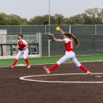 Softball Competes in Dripping Springs