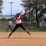 Varsity Softball Scores Early Against Plano East