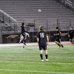 Leopard soccer falls to North in regular season finale