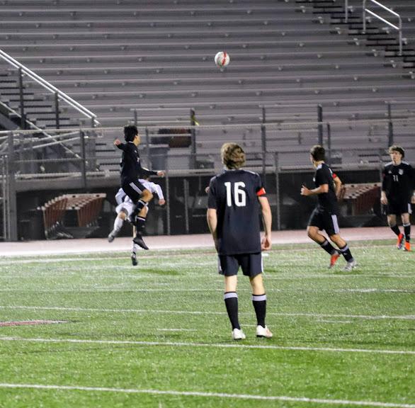 Leopard soccer falls to North in regular season finale