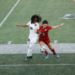 Girls Soccer Win Big vs. Sherman