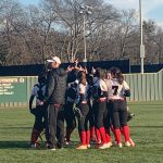 JV Softball Beats Frisco Heritage 11-3
