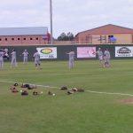 Boys Varsity Baseball beats Marshall 12 – 3