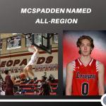 McSpadden Named TABC All-Region