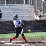 JV Softball Falls to Wylie East in District Home Opener