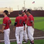 Boys Varsity Baseball beats Princeton 6 – 2