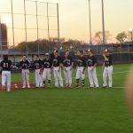Boys Varsity Baseball beats Wylie East 8 – 5