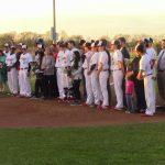 Boys Varsity Baseball falls to Denison 5 – 1
