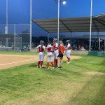 Varsity Softball Shuts Out Sherman 4-0