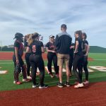 JV Softball Defeats McKinney North 14-2