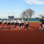 JV Softball Takes 7th Straight Win on Denison Forfeit
