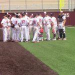 Boys Varsity Baseball vs Frisco Reedy (Photos) RD 1