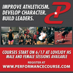 2019 Summer Performance Course Registration Available