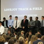 Leopards Honored at Track and Field Banquet
