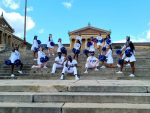 FLC Cheerleaders Featured in Holla' Cheer and Dance Magazine