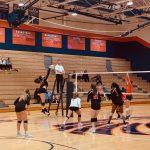 Varsity Volleyball VS Olathe East