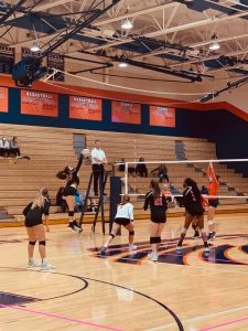 Varsity Volleyball VS Olathe East