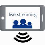 Live Stream Clip Art