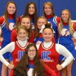 2019 Fall Cheerleading Season