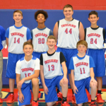 2019-2020 Boys' JH Basketball Season