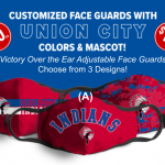 Union City Mask FOR SALE- (In-stock now)