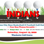 Union City Golf Outing 8/15/20