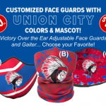 Union City Mask FOR SALE- (Back In-stock)(2 New Designs)