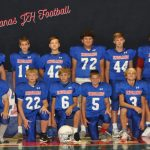 9/29/20 Football Junior High at Union County ticket and fan Information