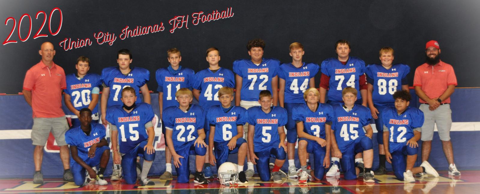 9/23/20 Junior High Football vs Driver Ticket & Fan Information