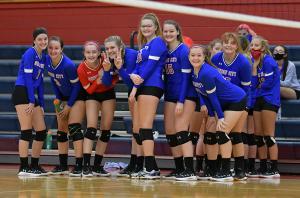 Varsity Volleyball 2020