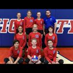 7th Grade Volleyball beats Julia E. Test MS (Richmond) 2 – 1