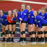 Varsity Volleyball falls to Centerville 3 – 1