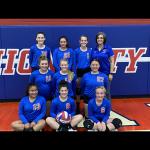 8th Grade Volleyball beats Randolph Southern JH 2 – 0
