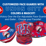 Union City Face Mask FOR SALE- New Gator Designs