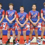 2020-2021 HS Wrestling Team