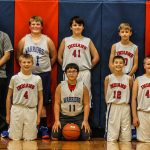 Boys 7th Grade Basketball falls to Hagerstown JH/HS 45 – 26