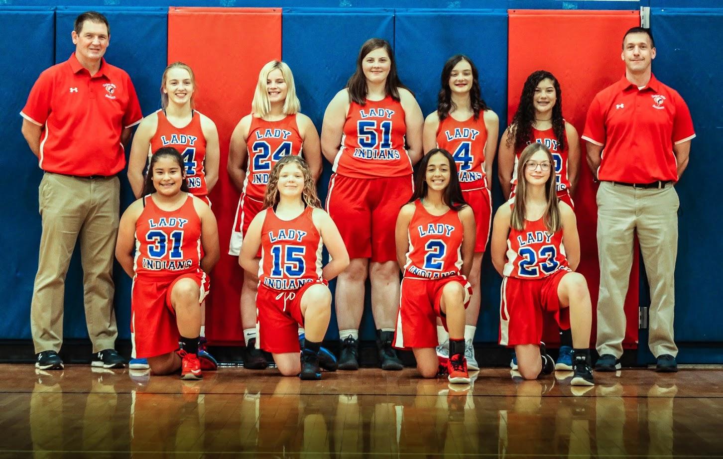 11/30/20 JH Girls Basketball at Selma Fan & Ticket Information