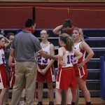 Girls 7th Grade Basketball edges out South Adams 12 – 11