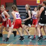 Girls 7th grade travels to Morristown Invite