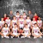 Boys Varsity Basketball beats Knightstown 51 – 44