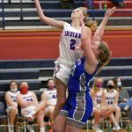Claywell drops 24 to push the Indians into the county semi finals