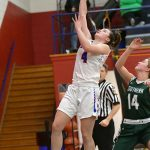 Girls Varsity Basketball falls to Winchester in the County Tourney 88 – 56