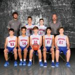 Boys 8th Grade Basketball falls to Fort Recovery 42 – 29