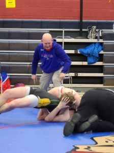 Pictures from Northeastern Dual Meet.