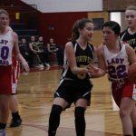 Girls 8th Grade Basketball falls to Mississinawa Valley