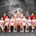 Boys Varsity Basketball beats Randolph Southern 55 – 44