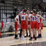 Girls 7th Grade Basketball falls to Northeastern