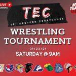 1/23/21 TEC Conference Wrestling Tournament