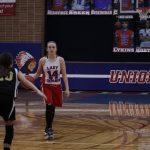 Girls 8th Grade Basketball falls to Driver 45 – 32